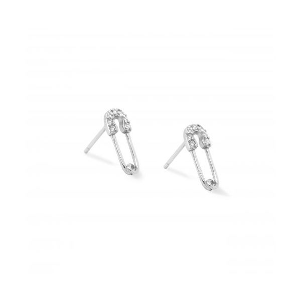 Silver Earring Graziella Fine Jewellery Oshawa, ON