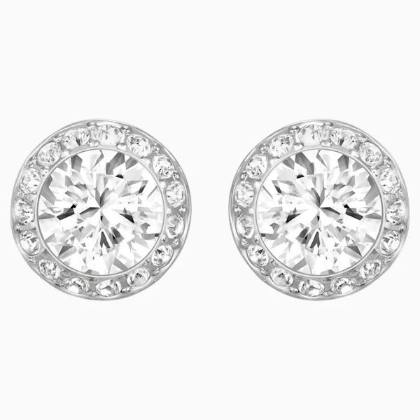 Swarovski Angelic Pierced Earrings. Graziella Fine Jewellery Oshawa, ON