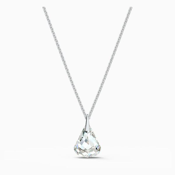 Swarovski Rhodium Plated Spirit Necklace. Graziella Fine Jewellery Oshawa, ON