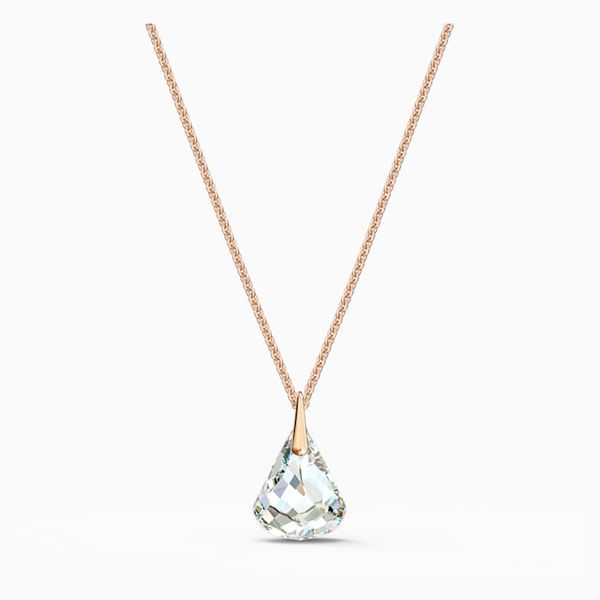 Swarovski Spirit Rose tone Plated Necklace. Graziella Fine Jewellery Oshawa, ON