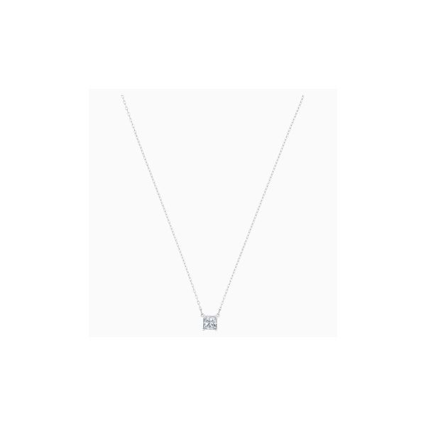 Swarovski Attract Square Necklace Graziella Fine Jewellery Oshawa, ON