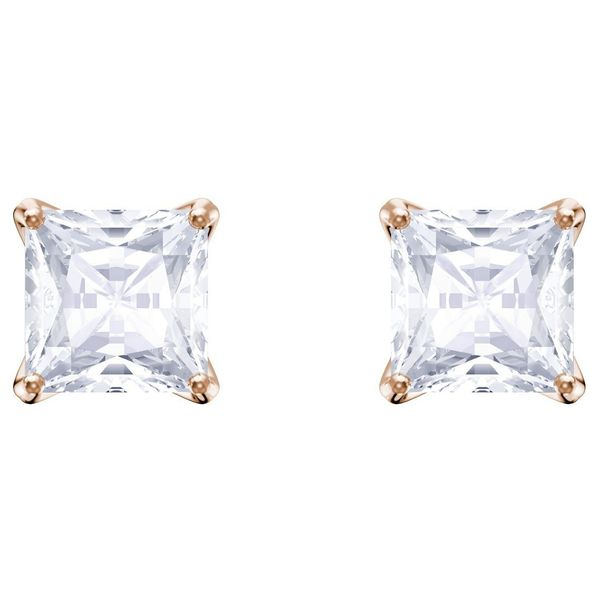 Swarovski Attract Stud Earrings. Graziella Fine Jewellery Oshawa, ON