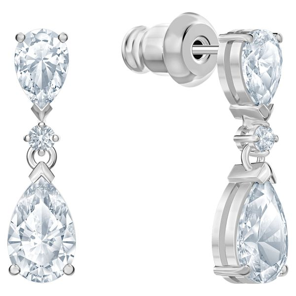 Swarovski Palace Earrings. Image 2 Graziella Fine Jewellery Oshawa, ON