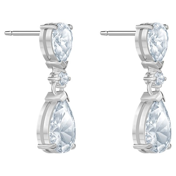 Swarovski Palace Earrings. Image 3 Graziella Fine Jewellery Oshawa, ON
