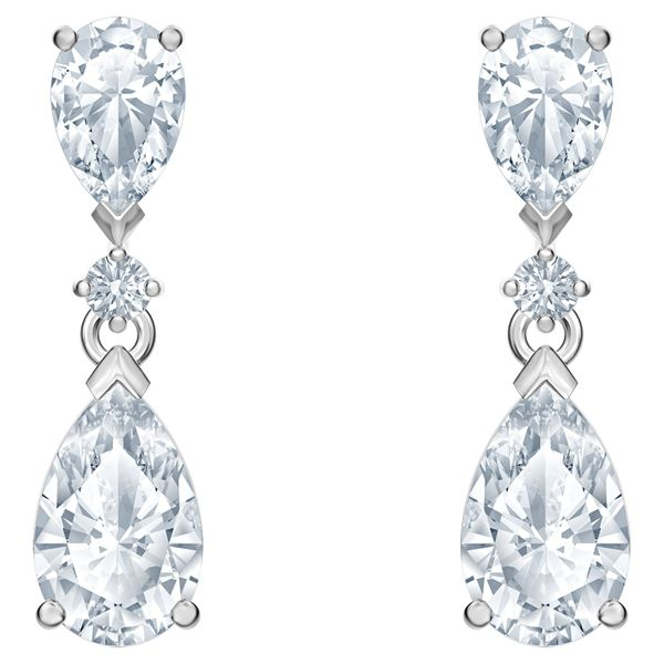 Swarovski Palace Earrings. Graziella Fine Jewellery Oshawa, ON
