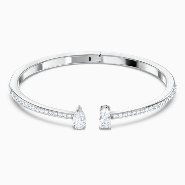 Swarovski Attract cuff Bracelet. Graziella Fine Jewellery Oshawa, ON