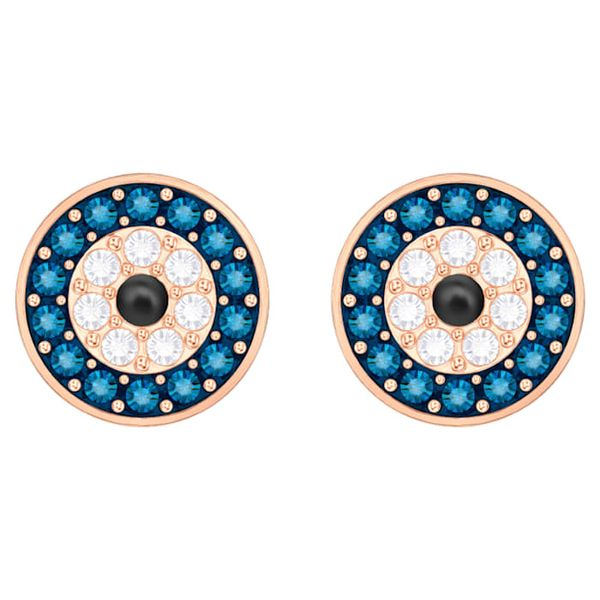 Swarovski Evil Eye Earrings. Graziella Fine Jewellery Oshawa, ON