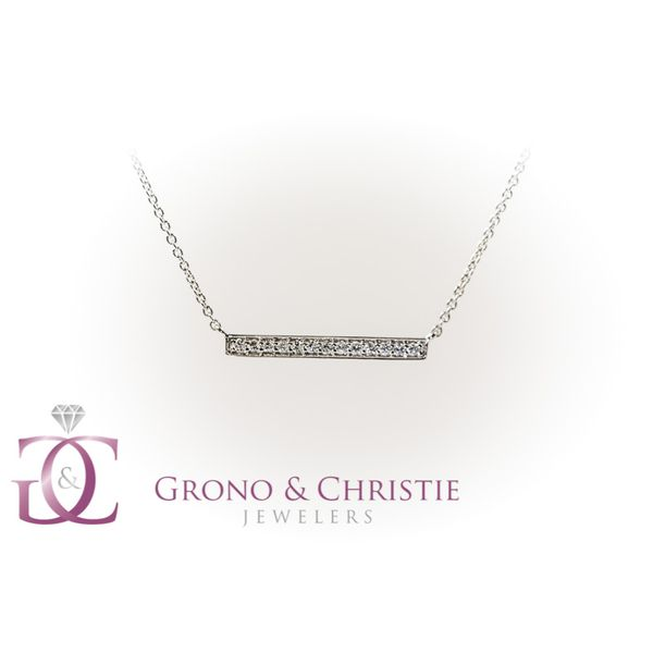Necklace Grono and Christie Jewelers East Milton, MA