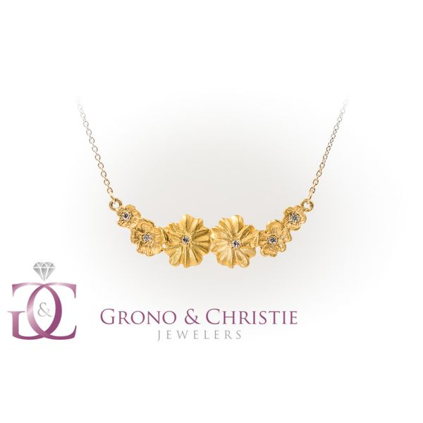 Gold Necklaces Grono and Christie Jewelers East Milton, MA