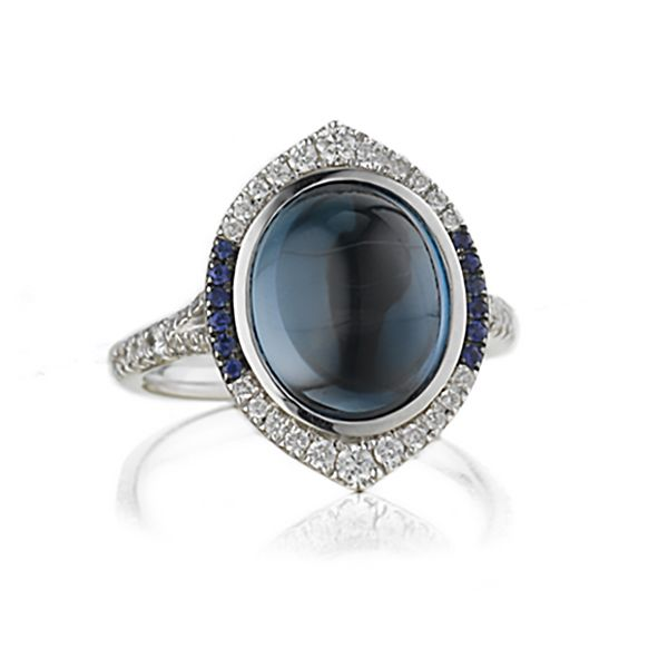 'Candide Eye' Ring Hamilton Hill Jewelry Durham, NC