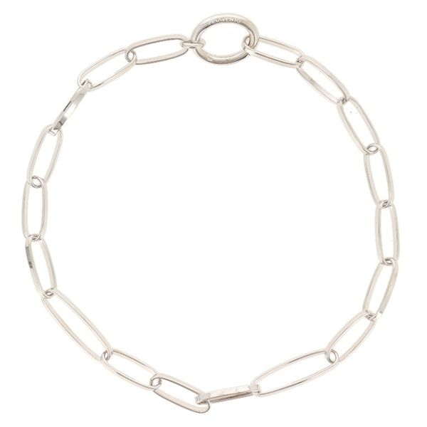 Timeless Fine Oval Necklace Hamilton Hill Jewelry Durham, NC