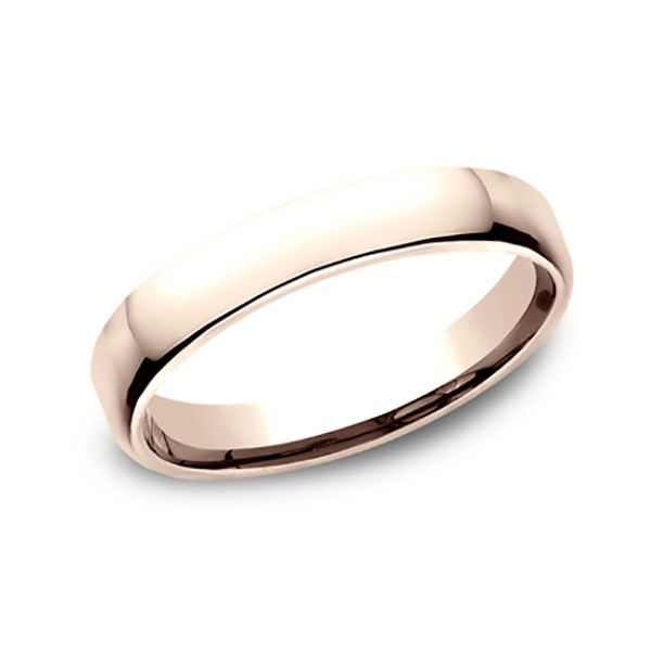 European Comfort Fit Wedding Band Hamilton Hill Jewelry Durham, NC
