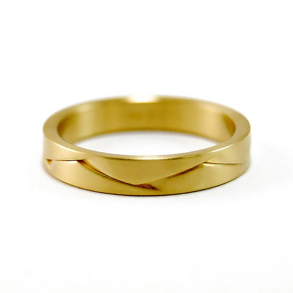 Woven Wedding Band Hamilton Hill Jewelry Durham, NC