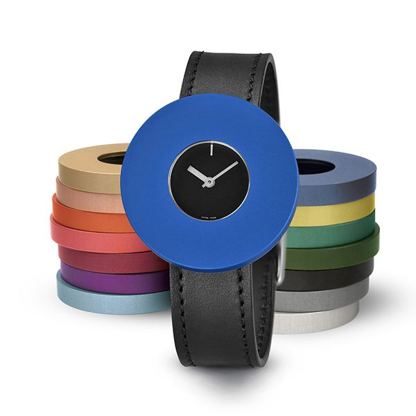 Vignelli Watch, 34 mm Small Face Hamilton Hill Jewelry Durham, NC