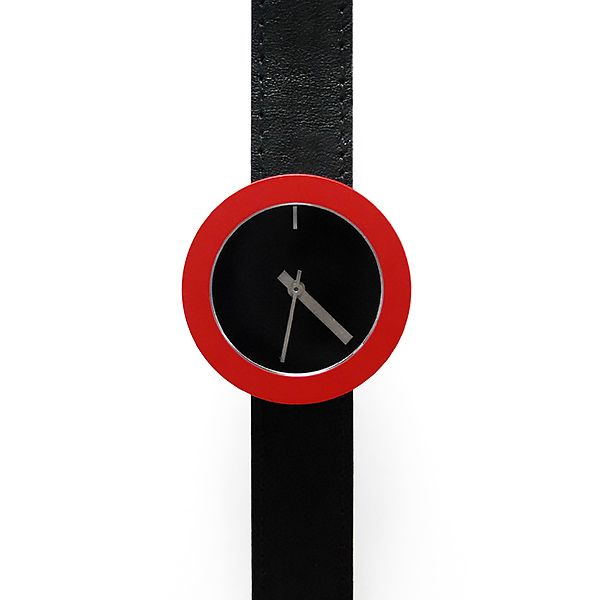 Vignelli Watch, 34mm Medium Face Hamilton Hill Jewelry Durham, NC