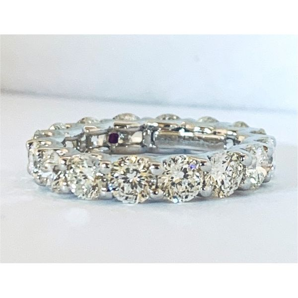 Cento Collection Eternity Band Hingham Jewelers Hingham, MA