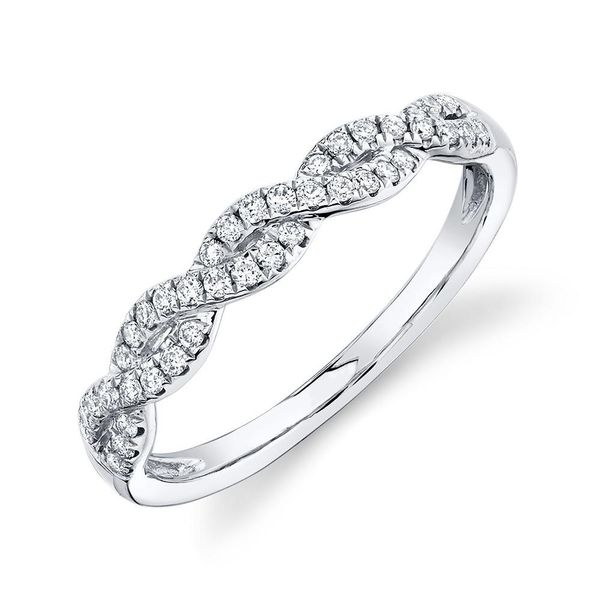 Diamond Stacking Ring Hingham Jewelers Hingham, MA