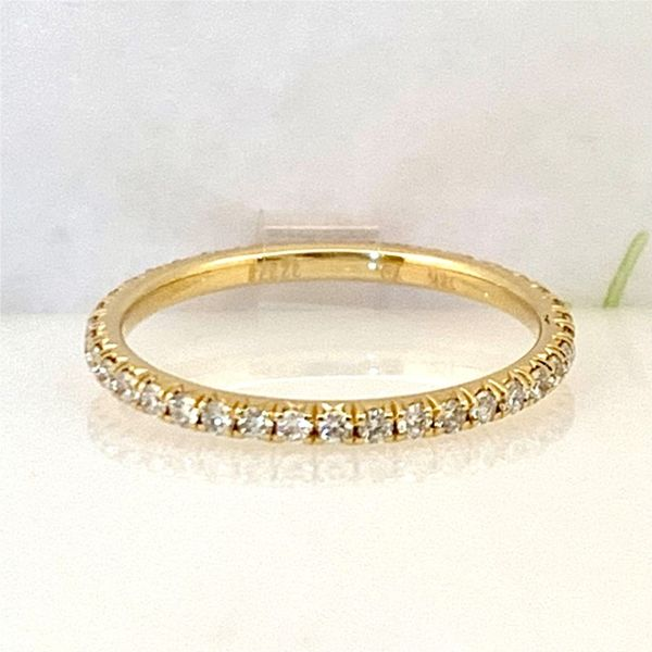 Diamond Eternity Band Hingham Jewelers Hingham, MA
