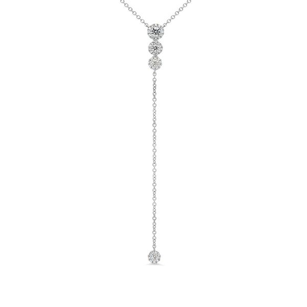 Diamond Lariat Necklace Hingham Jewelers Hingham, MA