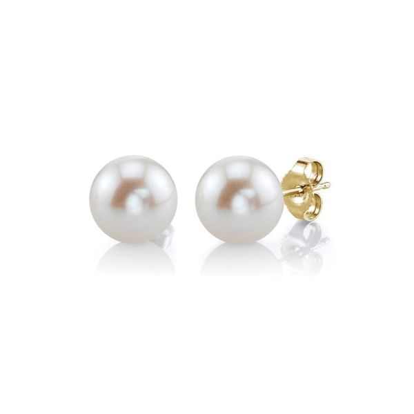 Pearl Stud Earrings Hingham Jewelers Hingham, MA
