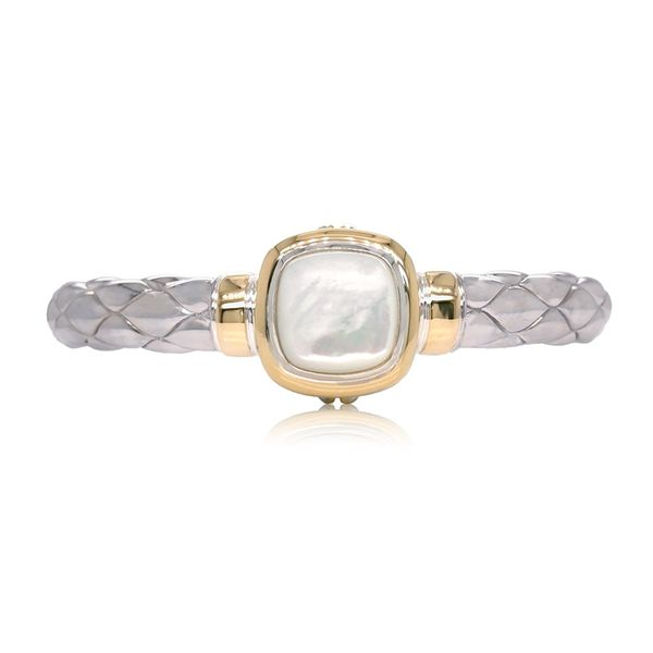 Mother of Pearl Timeless Bracelet Hingham Jewelers Hingham, MA