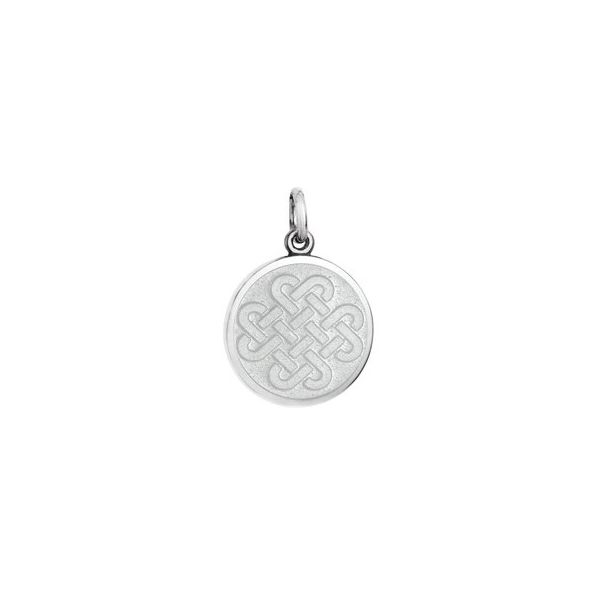 Small Friendship Celtic Knot Pendant Hingham Jewelers Hingham, MA