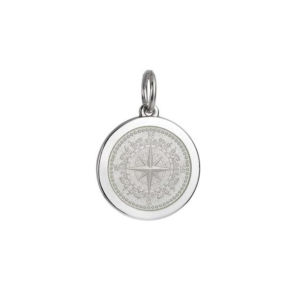 Medium Compass Rose Pendant Hingham Jewelers Hingham, MA
