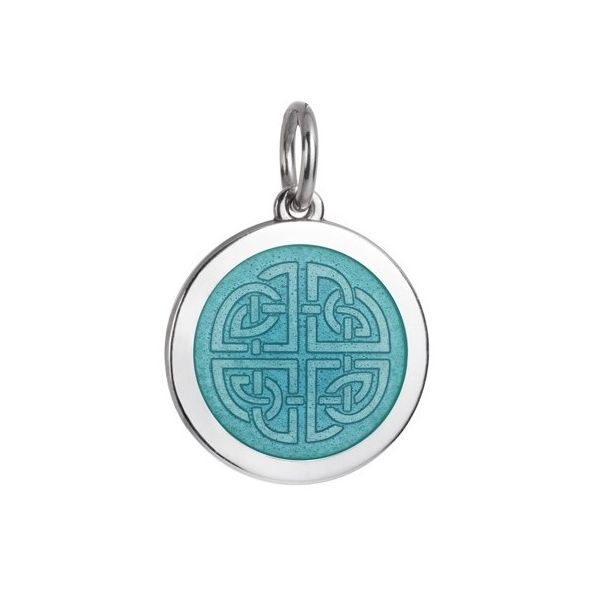 Small Mother Daughter Celtic Knot Pendant Hingham Jewelers Hingham, MA