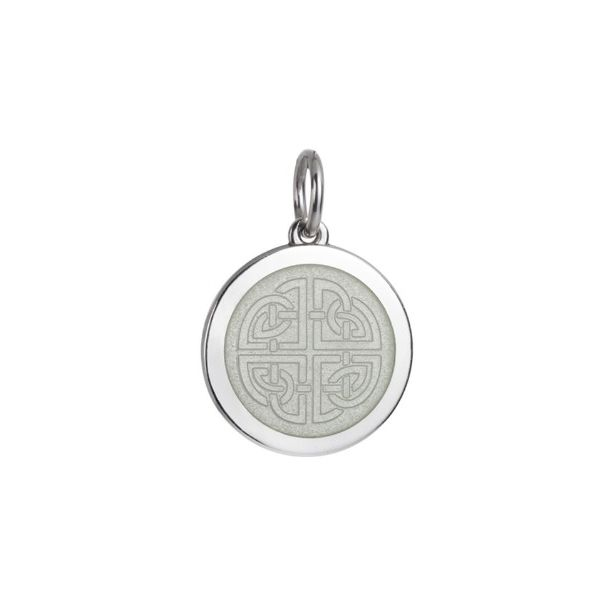Medium Mother-Daughter Celtic Knot Pendant Hingham Jewelers Hingham, MA