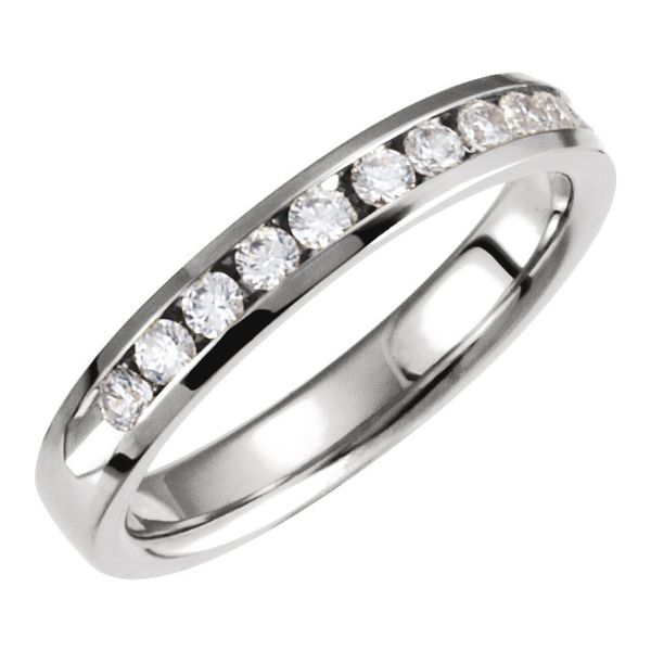Diamond Band Holliday Jewelry Klamath Falls, OR