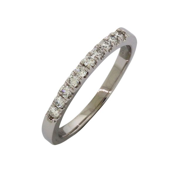 Stunning diamond band. Holliday Jewelry Klamath Falls, OR
