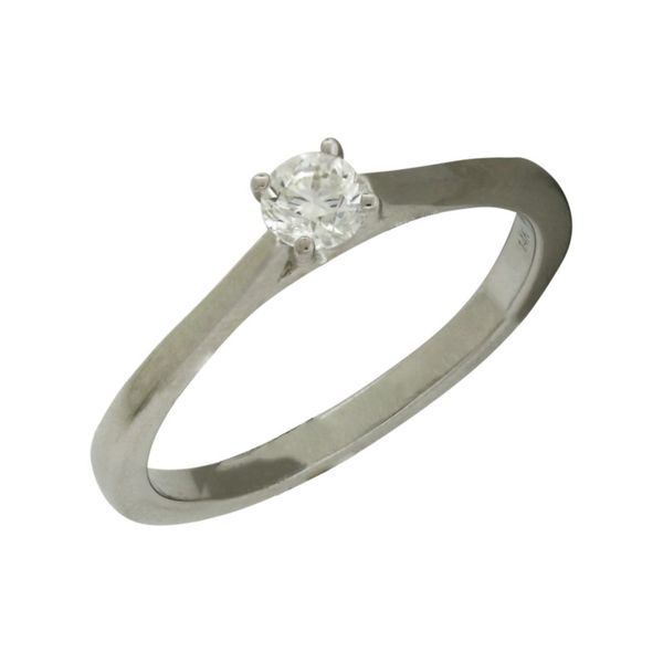 Solitaire Diamond Ring Holliday Jewelry Klamath Falls, OR