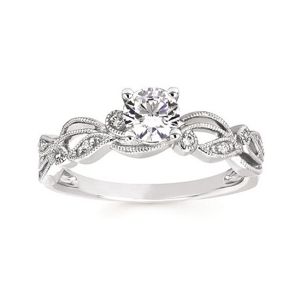 Intricate Diamond Ring Holliday Jewelry Klamath Falls, OR