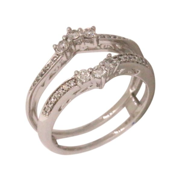 Diamond Wedding Guard Holliday Jewelry Klamath Falls, OR