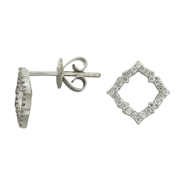Yaelita diamond earrings. Holliday Jewelry Klamath Falls, OR