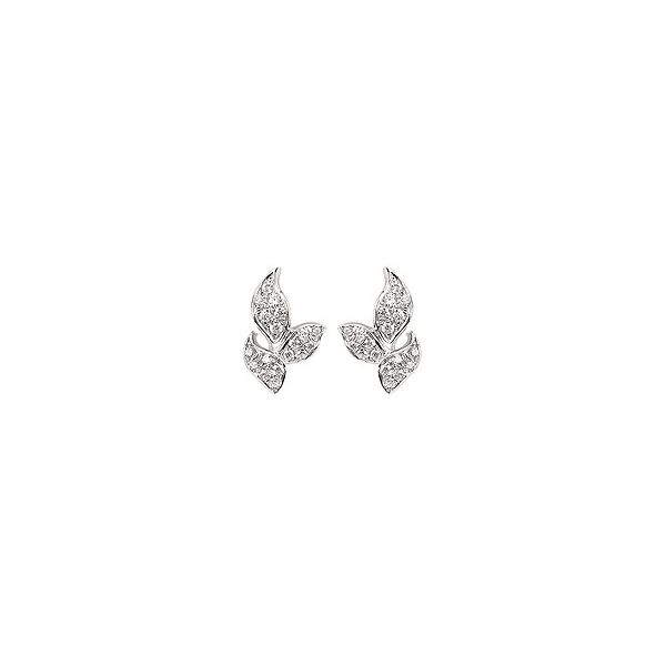 Beautiful diamond earrings. Holliday Jewelry Klamath Falls, OR