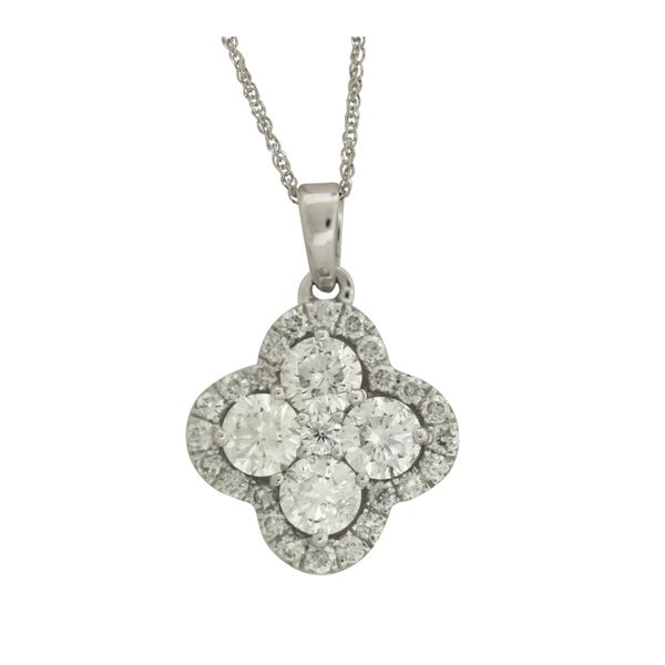 Stunning diamond pendant. Holliday Jewelry Klamath Falls, OR