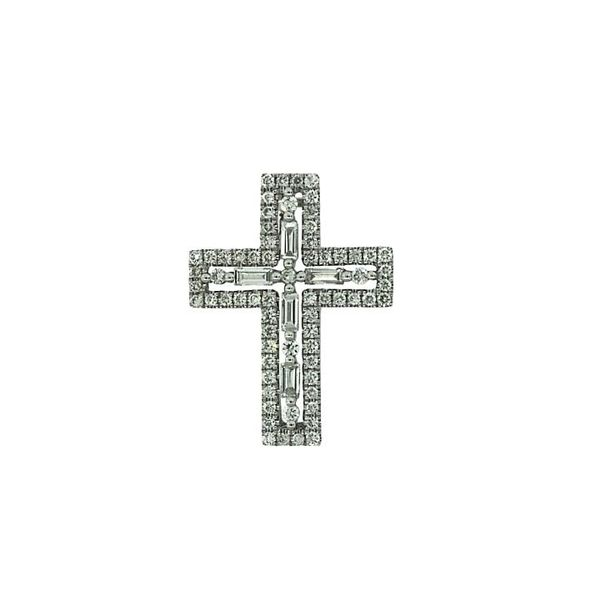 Cherie Dori diamond cross pendant. Holliday Jewelry Klamath Falls, OR