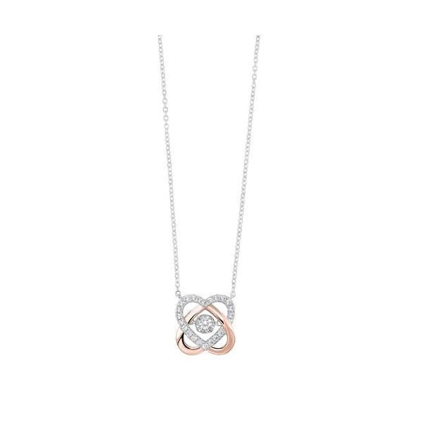 Love's crossing diamond necklace. Holliday Jewelry Klamath Falls, OR