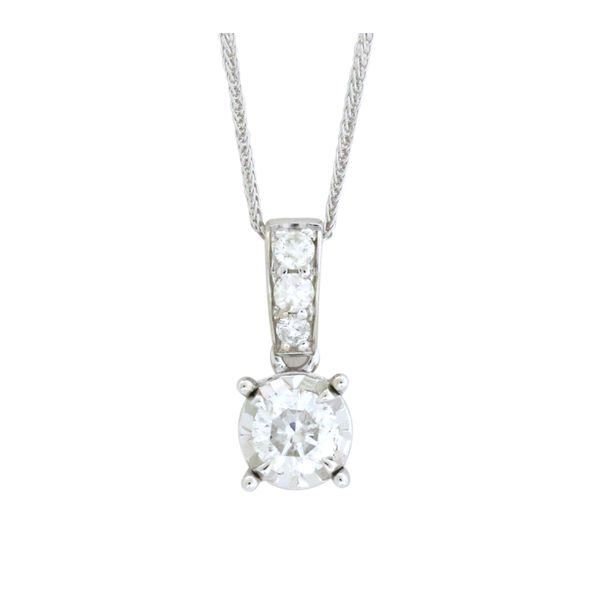 Diamond Pendant Holliday Jewelry Klamath Falls, OR