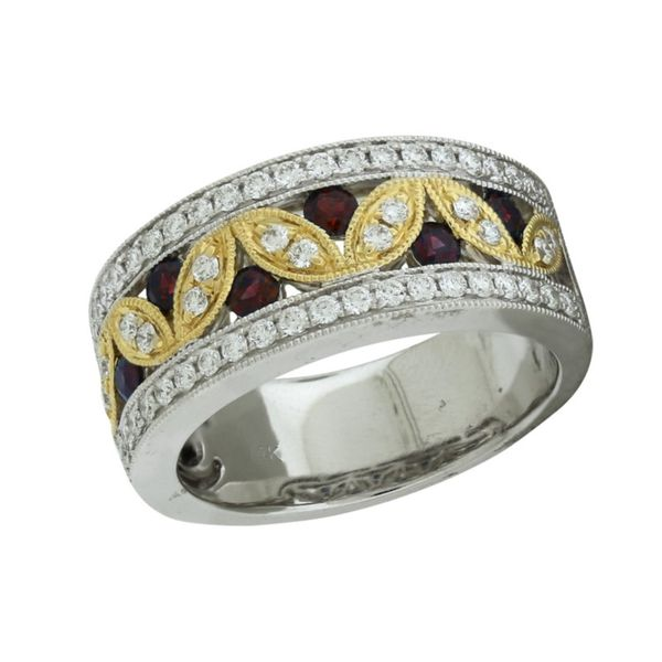 Ruby Band Ring Holliday Jewelry Klamath Falls, OR