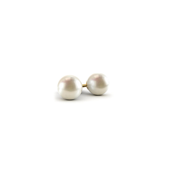 C-Pearl Earrings Holliday Jewelry Klamath Falls, OR