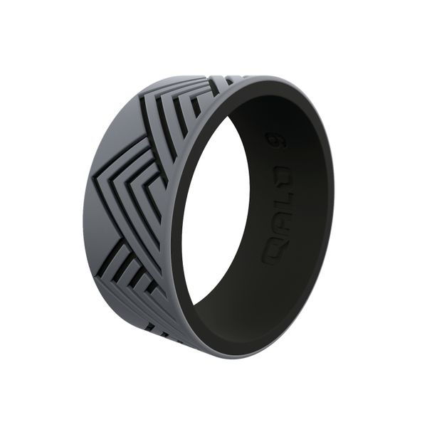 Qalo mountain silicone ring. Holliday Jewelry Klamath Falls, OR
