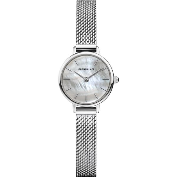 Classic petite Bering Time watch. Holliday Jewelry Klamath Falls, OR