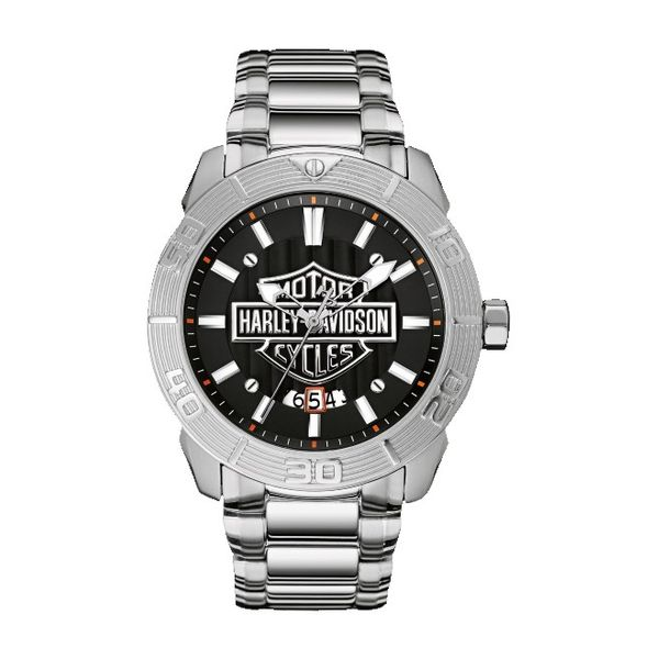 Bulova Harley Davidson Watch Holliday Jewelry Klamath Falls, OR