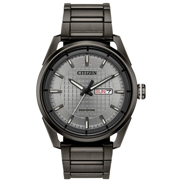 Citizen Eco Drive Grey Watch Holliday Jewelry Klamath Falls, OR