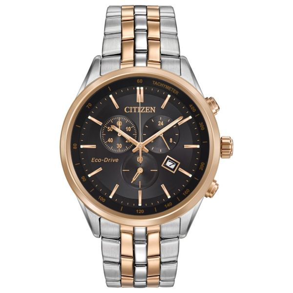 Citizen Eco Drive Chronograph Watch Holliday Jewelry Klamath Falls, OR