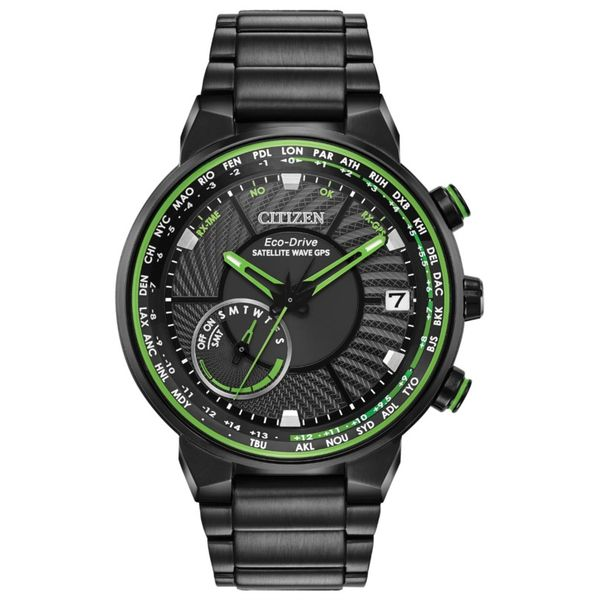 Citizen Eco-Drive Satellite Watch Holliday Jewelry Klamath Falls, OR