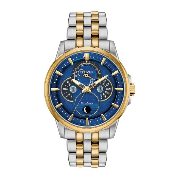 Citizen Calendrier Moonphase watch. Holliday Jewelry Klamath Falls, OR