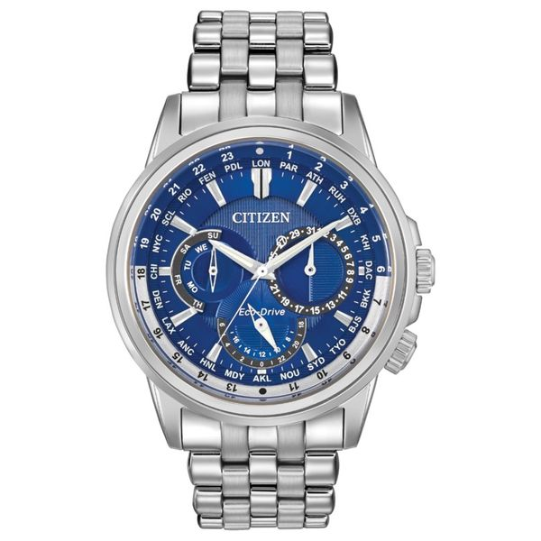 Citizen Eco Drive Calendrier Watch Holliday Jewelry Klamath Falls, OR
